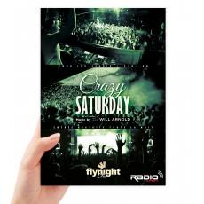 Crazy Saturday