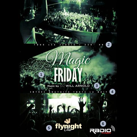 Magic Friday