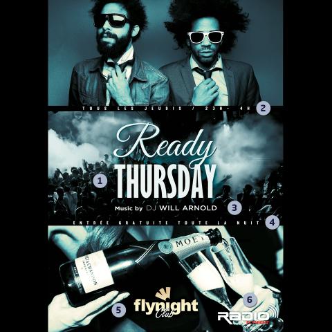 Ready Thursday