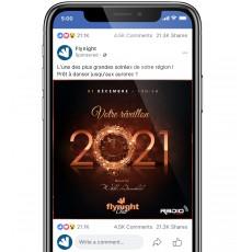 Réveillon 2021