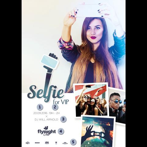 Selfie for VIP